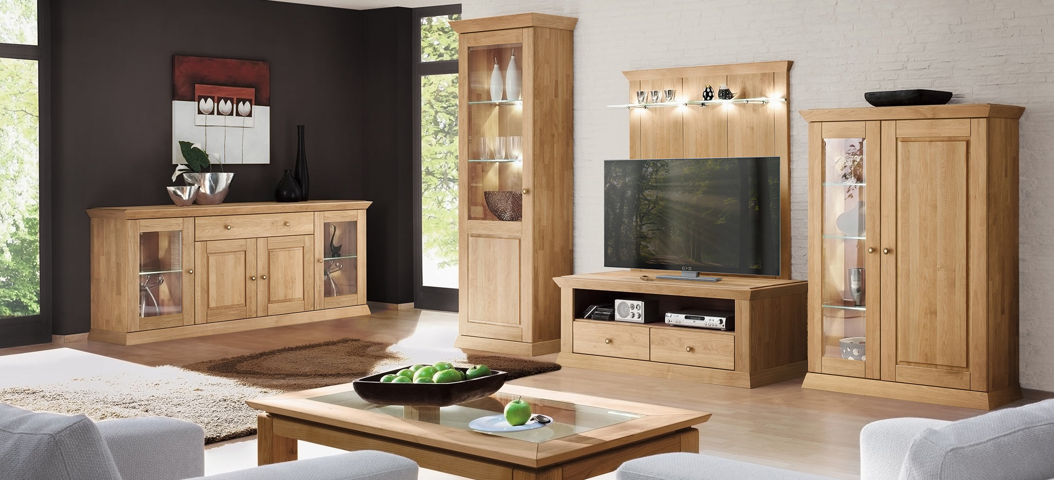prato massivholzm bel kollektion decker. Black Bedroom Furniture Sets. Home Design Ideas